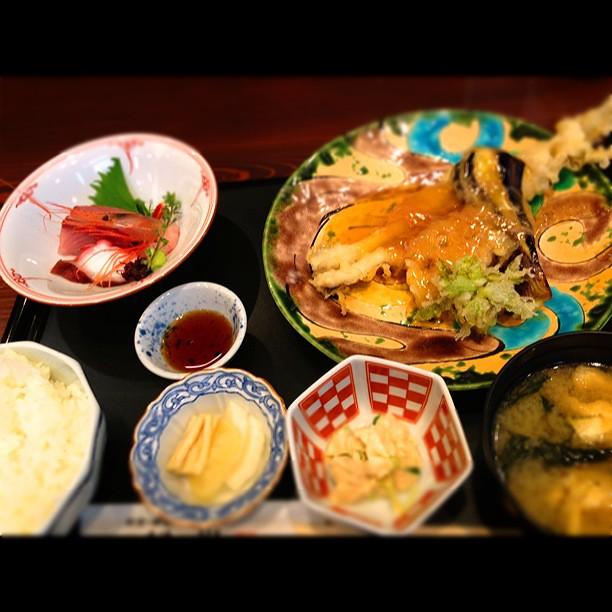東京新橋でランチを食べるなら越州