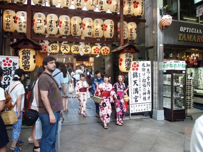 宿坊へ泊まろう! 京都への旅 Vol.3 150年ぶりに復活した大船鉾と錦小路散策