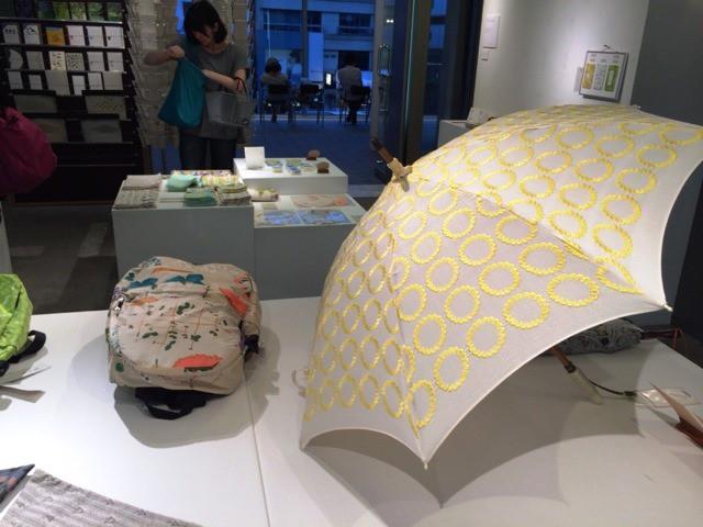 イイダ傘店 2014年夏の傘展 スパイラルマーケット
