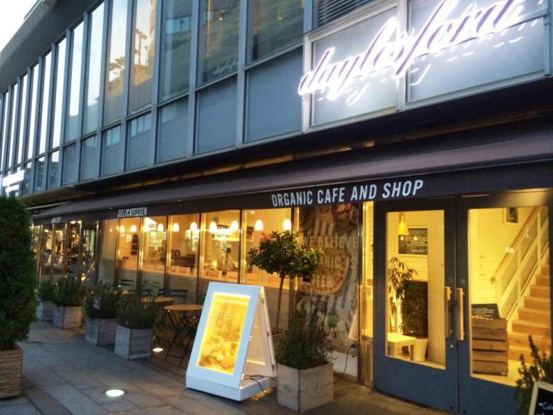 青山のオーガニックカフェ デイルズフォード・オーガニック青山店