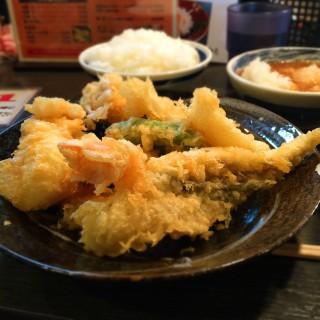大阪 なんば米じるし てんぷら「大吉」 で大阪は美味い!と叫んだ