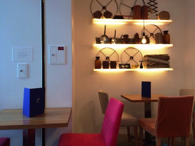 静かな休日を過ごしたい時に行くカフェ ConranShopCafe Shinjuku(コンランショッカフェ 新宿)
