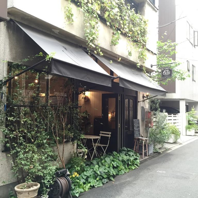 隠れ家 一軒家カフェ Cafe Otonova(カフェ オトノヴァ)浅草