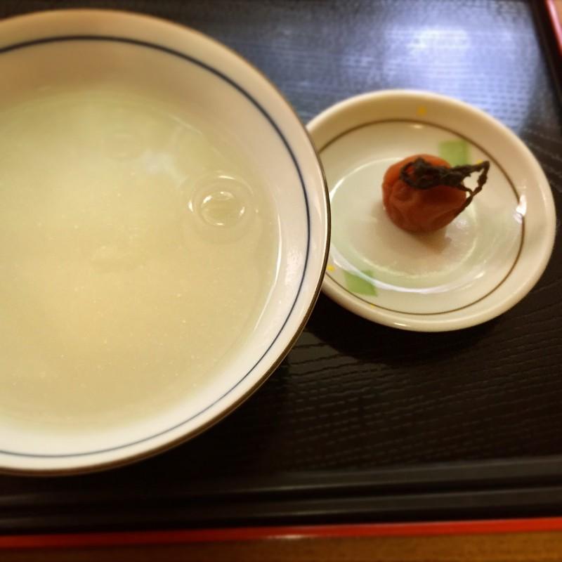 奈良 信貴山断食道場 今度は9日間だよ!-7日目-回復食スタートと弁天の滝へ散歩