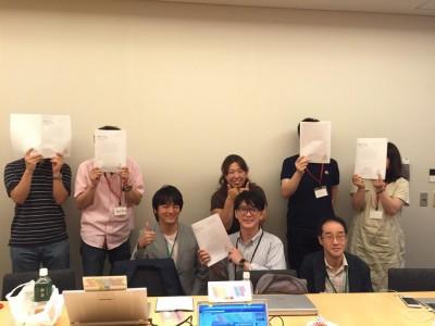 ものくろキャンプ 親指シフト道場!2015年9月東京開催報告