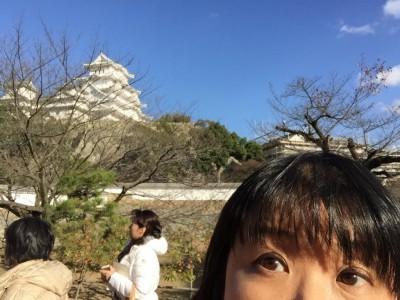 姫路城 初めての白鷺城