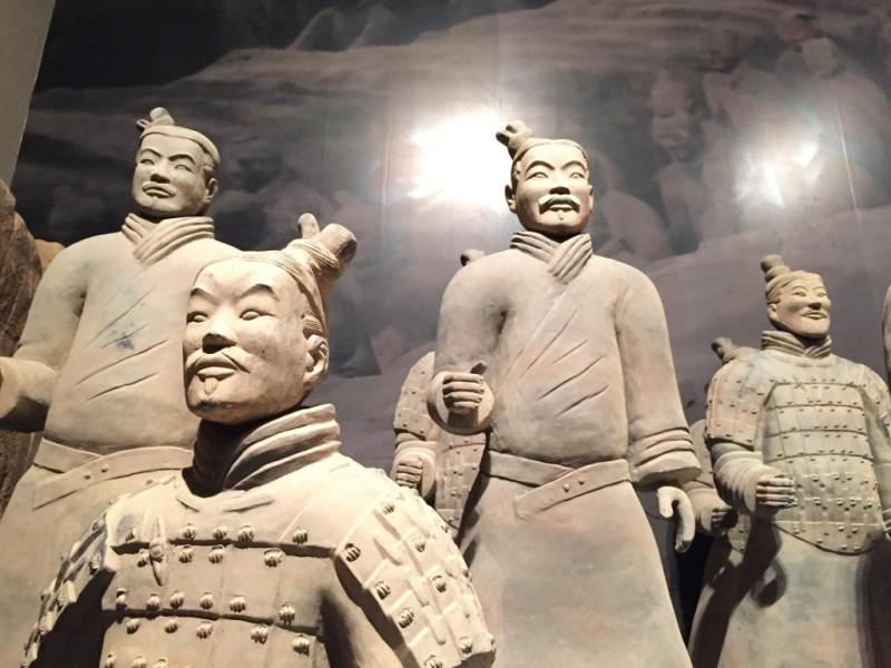 東京 上野 国立博物館 特別展「始皇帝と大兵馬俑」を観てきました。