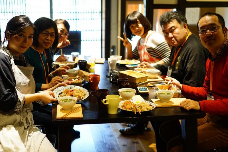 ものくろキャンプ開催報告:【大阪:コラボ企画】ものくろキャンプ×奈良漬MAKANA 2015年感謝祭!まとめ!