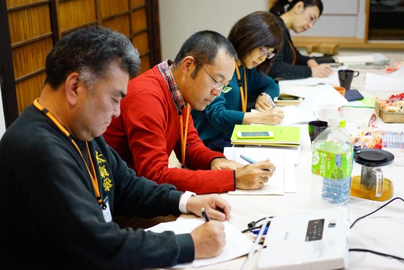ものくろキャンプ開催報告:【大阪:コラボ企画】ものくろキャンプ×MAKANA 2015年総決算!写真×フューチャーマッピング×ブログ!オオトリはものくろ師匠のブログワーク