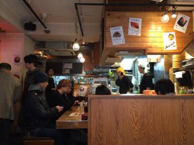 渋谷 ランチ 漁十八番 ボリューム満点の魚介ランチを食べてきた。