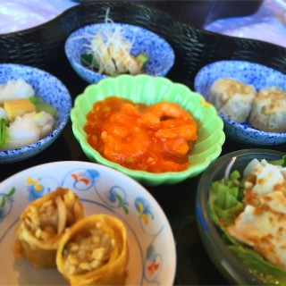 奈良の街が一望できる中華レストラン 百楽 奈良店