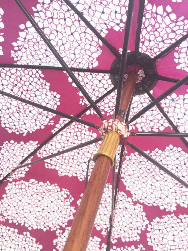 イイダ傘店 「平成二十八年 秋」 日傘・雨傘 展示受注会が始まりました!