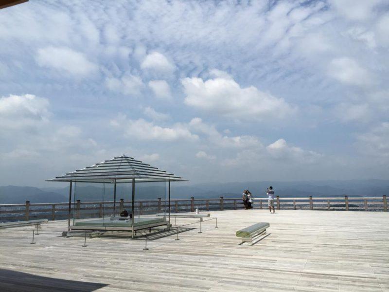 吉岡徳仁 ガラスの茶室-光庵 京都・フィレンツェ 姉妹都市提携50周年記念 特別展覧会