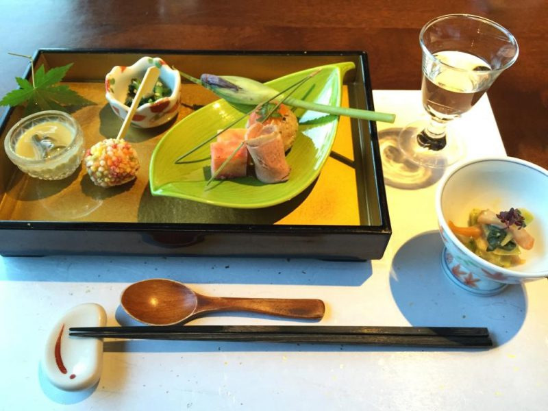 星野リゾート 界 川治 のディナーはサプライズの連続