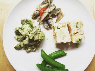 糖質制限ダイエット 1日目の食事と結果