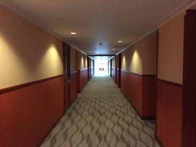 星野リゾート オーヴェルジュ  ロテルド比叡:部屋の中へ