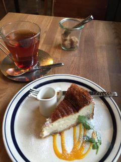 東京 金町:cafe hakuta は下町のプティ・パリ