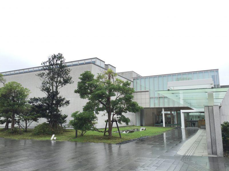 神奈川県立近代美術館 葉山 のカフェ「オランジュ・ブルー」はデートにおススメのスポット