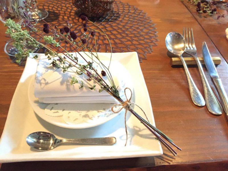 東京 恵比寿 隠れ家イタリアンレストランのシェフに薬膳の絶品フルコースを作ってもらう