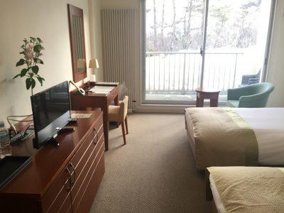 ファスティング ホテル「クアビオ」で過ごすデトックスな2泊3日:雪の中の静かな時間 どうしても痩せたいのですシリーズ
