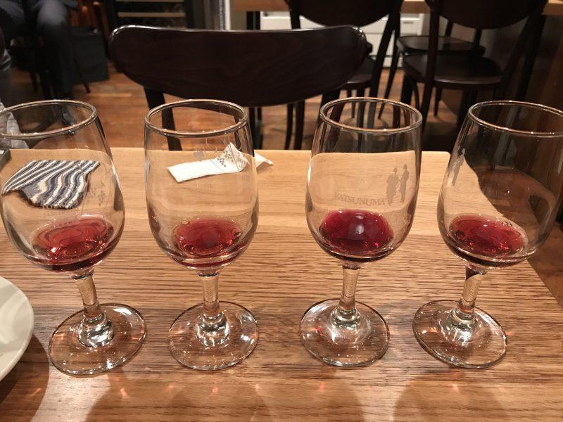 山梨 甲府 フォーハーツカフェ:山梨ワインが堪能できるカフェ