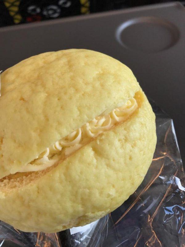 茨城 水戸「究極のメロンパン」:茨城はメロンの生産日本一だったことにつられて買った一品