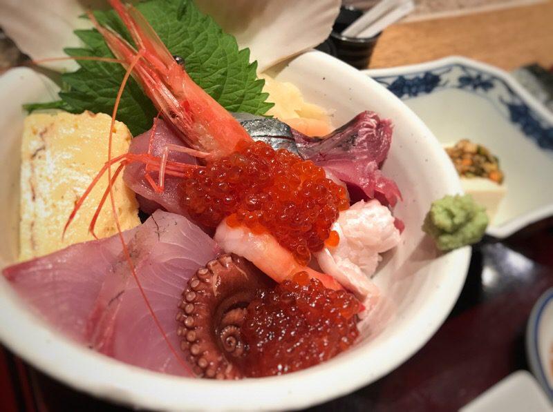 宮城 仙台「海の台所 波奈」:仙台初心者が手軽に海の幸を堪能できる店