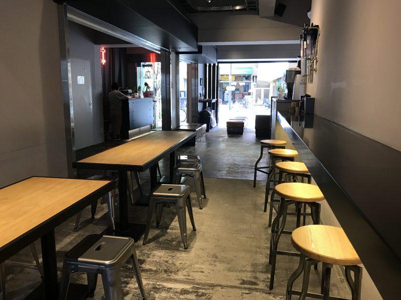 秋葉原 浅草橋 「STREAMER COFFEE COMPANY」:神田川からの風が夕涼みにちょうど良い居心地の良いカフェ