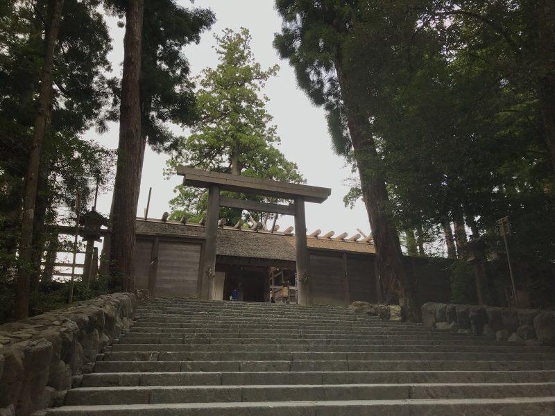 伊勢神宮参り:日記 2017/9/21佳き日にお伊勢さん詣で