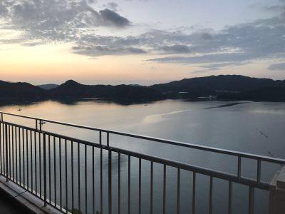 鳥羽で迎えた朝 :日記 2018/9/22
