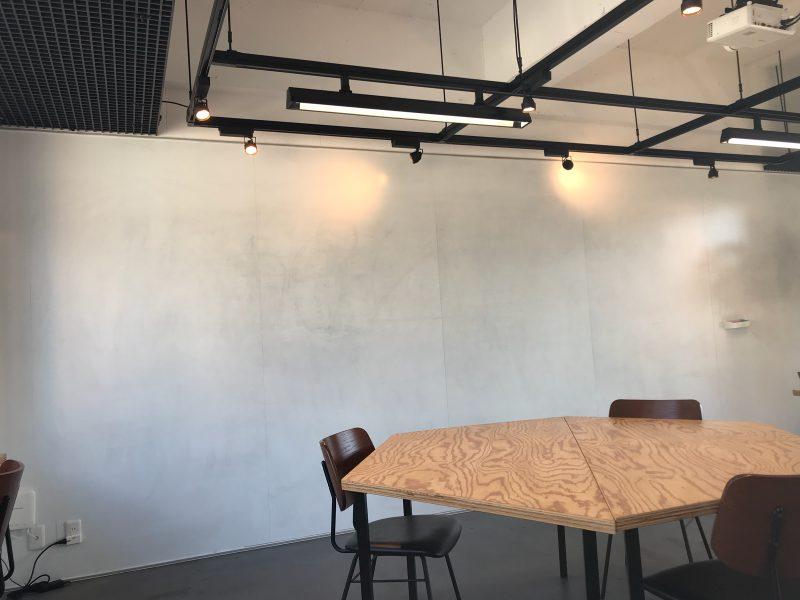 静岡県 三島市 コワーキングスペース ヘキサゴンはコワーキング利用より貸し会議室に向いているスペース