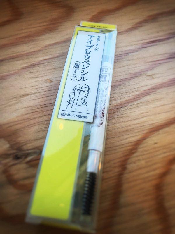 アイブロウペンシル Para Do(パラドゥ):楕円形のペン先がぶきっちょさんにも使いやすくてコスパ高!