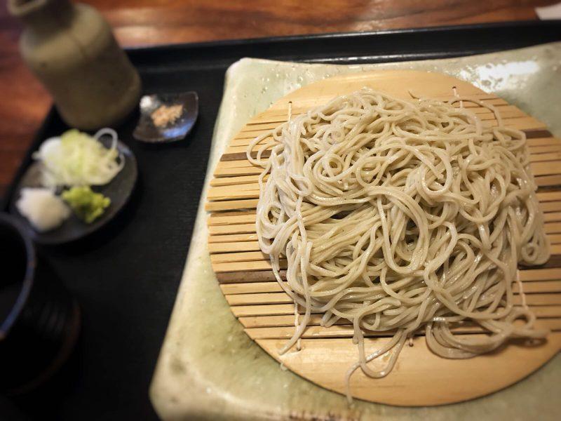 奈良 水門町 東大寺すぐそばの絶品蕎麦屋 そば処 喜多原(きたはら)